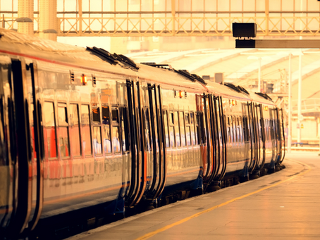 How to Save Money as A Live-in Carer: Travelling To & From Work By Train