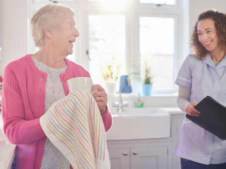 Top 5 Tips To Get Work With A Live-In Care Agency