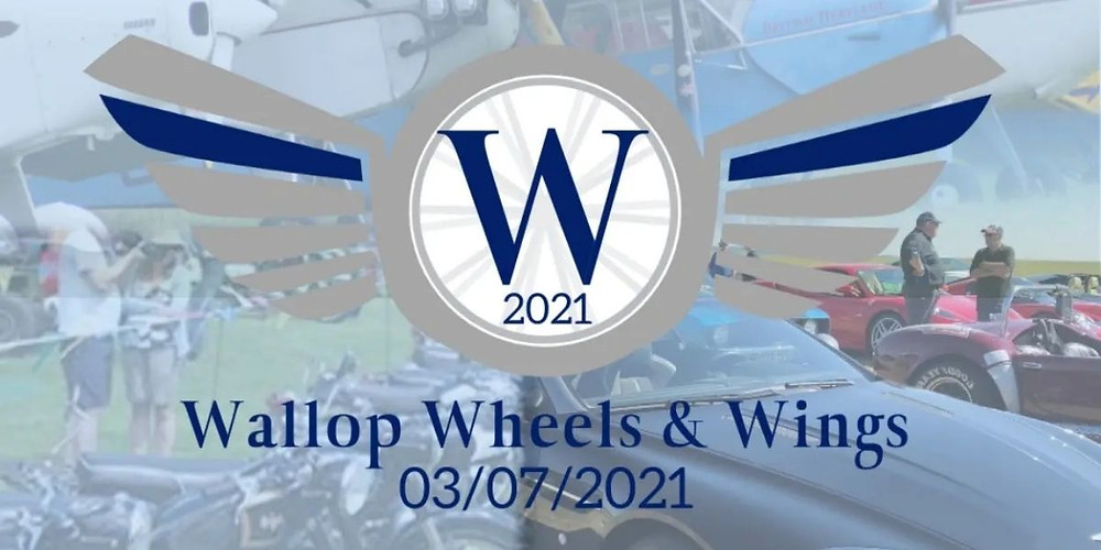 Wallop Wheels and Wings Event in Hampshire