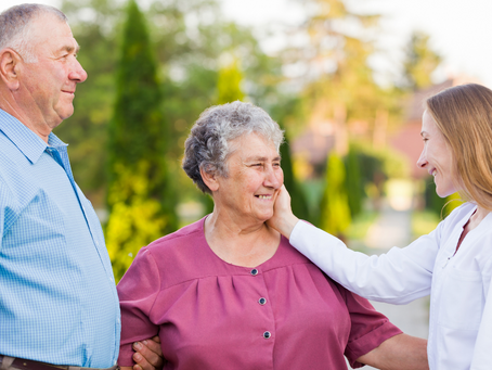 Things To Consider Before Caring For An Elderly Relative