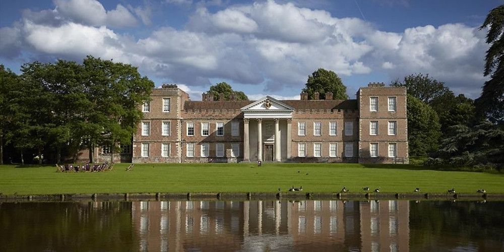 The Vyne National Trust in Basingstoke Hampshire