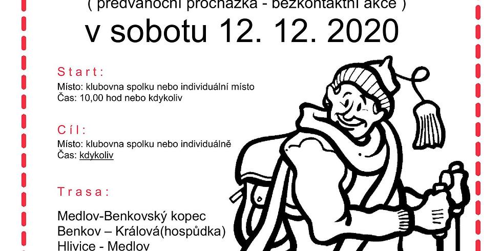 Mikulášský pochod 12.12.2020