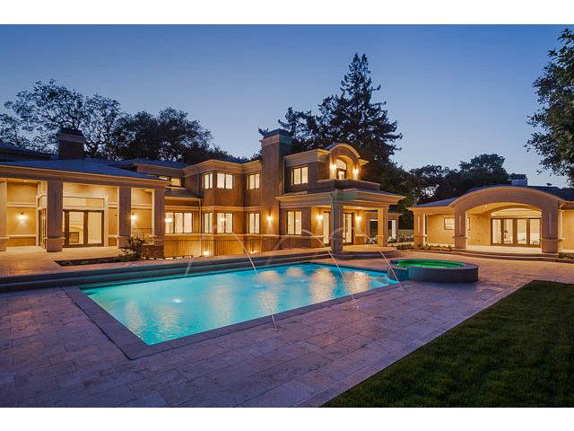 Atherton Home