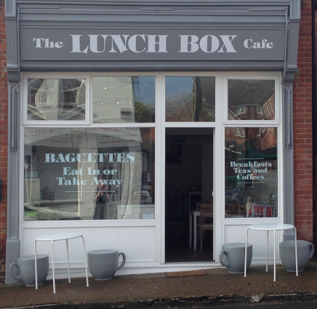 Lunch Box Cafe, Isle of Wight