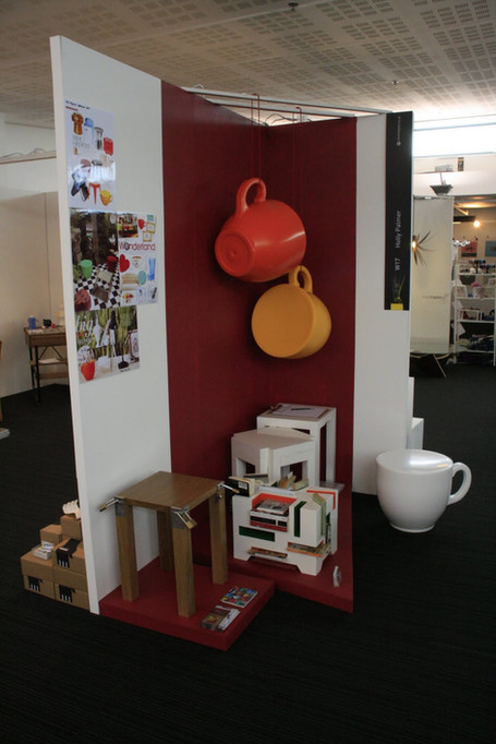 Where are you now cafe - New Designers