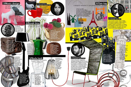 Glamour Magazine - Italy