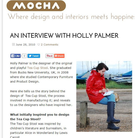 Mocha - Interview with Holly Palmer