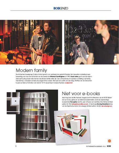 BOEK-magazine - November 2012