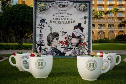 Hendricks Gin, Ritz Carlton Event