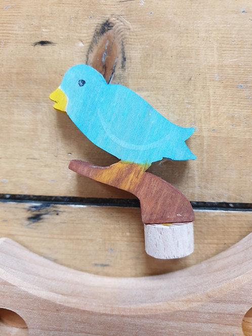 Singing Bluebird