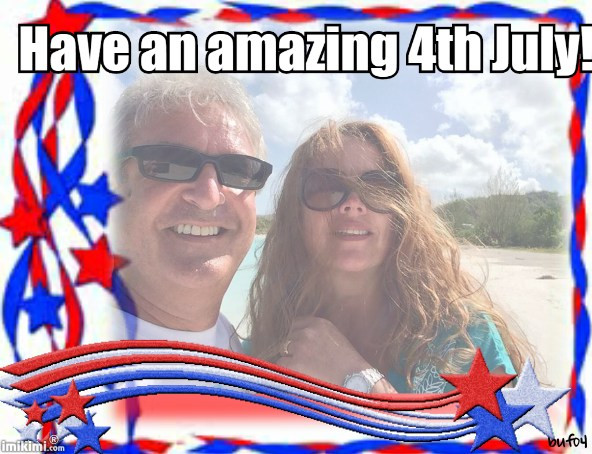 Wishing you all a fantastic 4th July!!