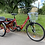 велосипед для перевозки инвалида