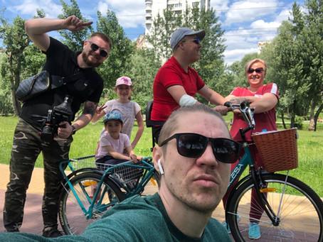 Велосипеди не тільки діткам до 18!