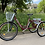 городской трехколесный велосипед