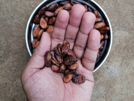 The Indian Cocoa Lab: researching and savouring..