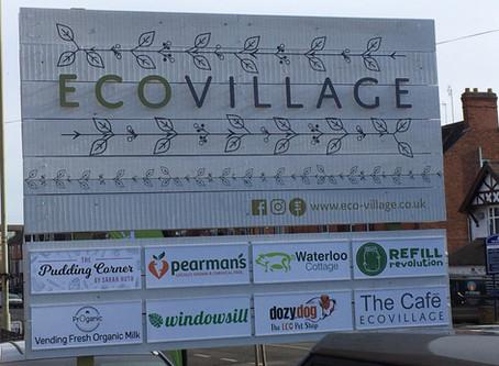 #Write 52 week 32: Market Harborough's new Eco Village