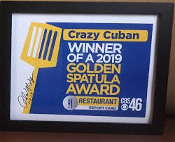Channel 46 - Golden Spatula Award