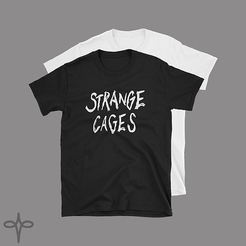 STRANGE CAGES TSHIRT