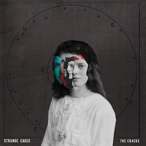 STRANGE CAGES - THE CRACKS EP - CD