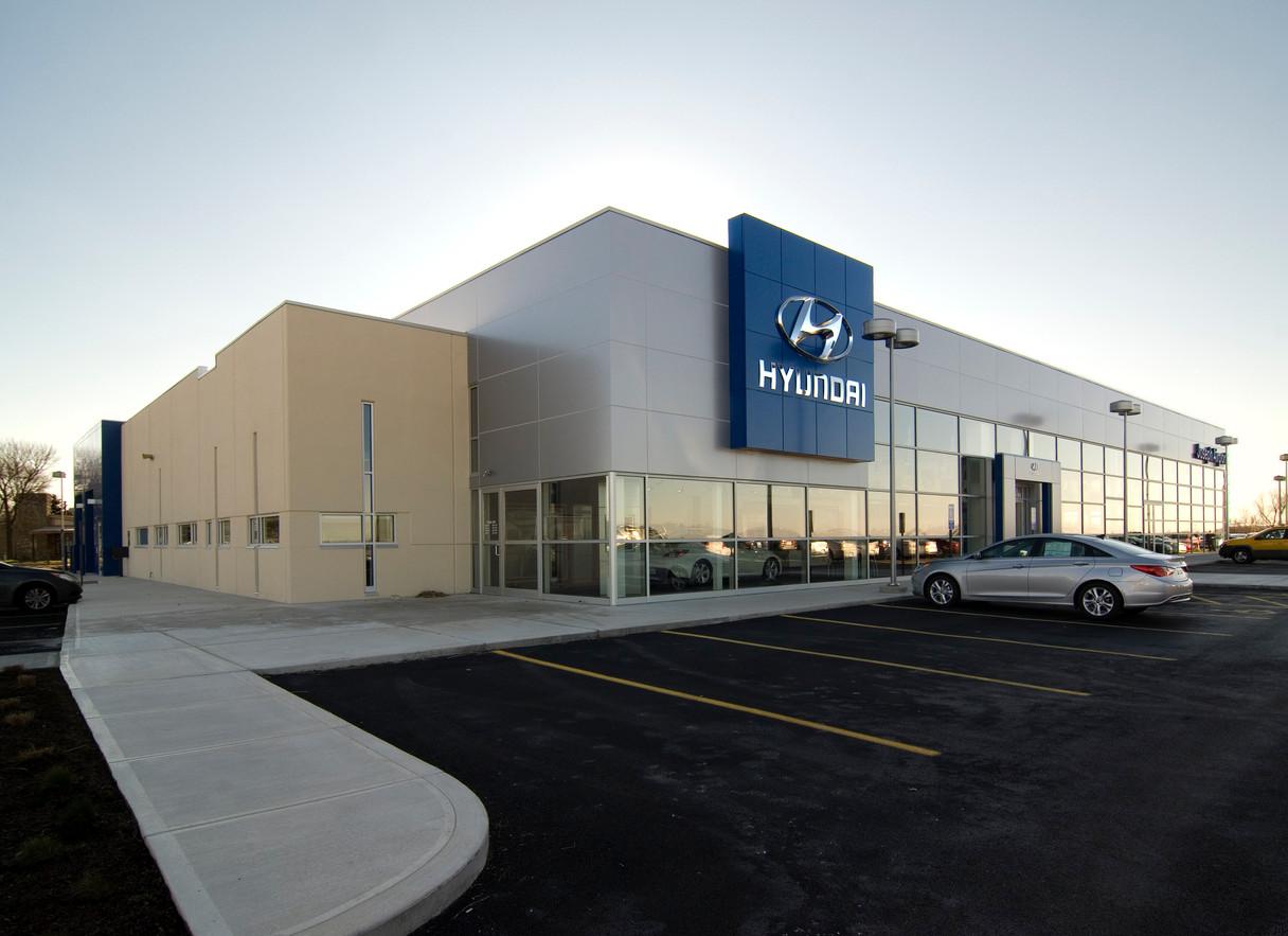 Hyundai Southeast   Design & Project Leadership