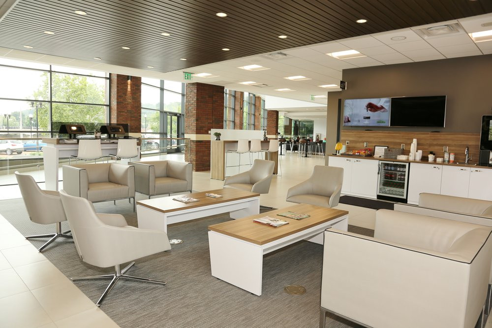 Lexus Interior   Design & Project Leadership