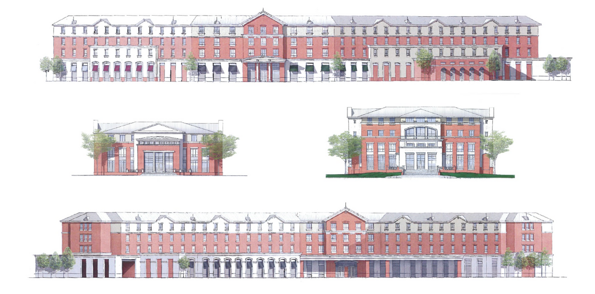 Coperniche Campus, Traditional Aesthetic   Design & Project Leadership