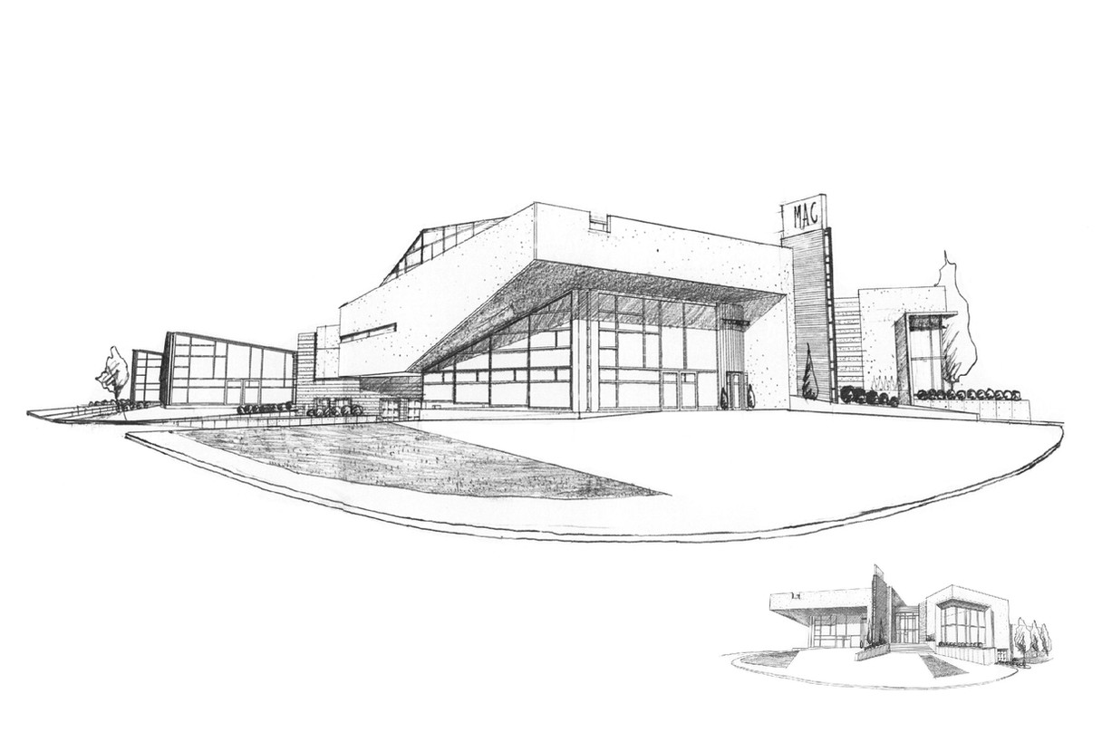 Midwestern Auto Group, Concepting   Design Consult