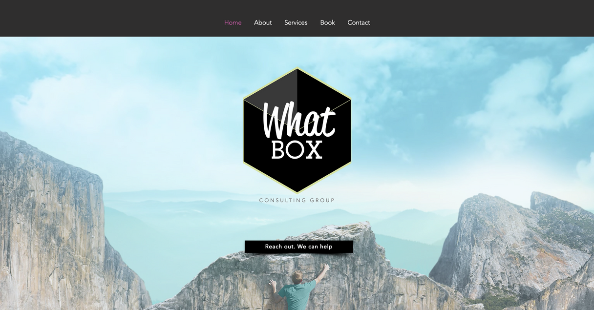 Whatbox Consulting Group   Founding, Brand Strategy & Design