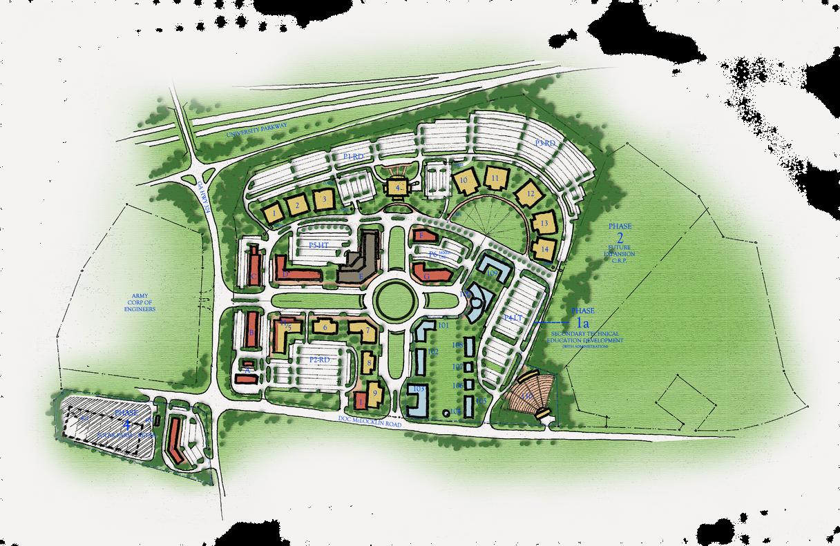 Coperniche Campus   Conceptual Master Planning & Leadership for a ground-up billion(+) dollar incubator campus.