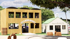 Main Market and University