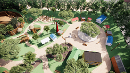Village and Town Play Space