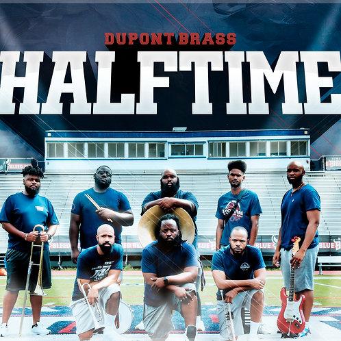 Halftime CD