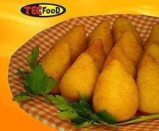 Coxinhas de Frango Pré-frito