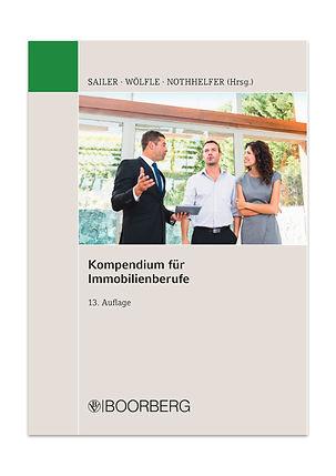 BOORBERG Kompendium für Immobilienberufe