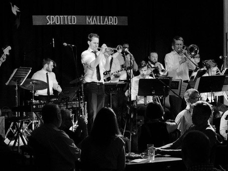 Big Band Back at the Mallard