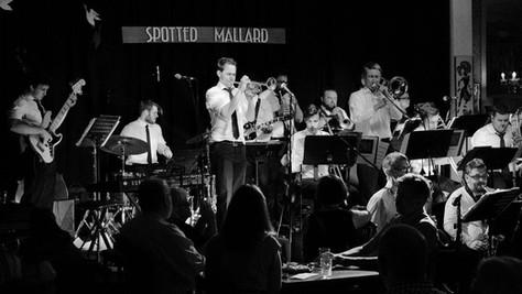 Big Band Back at the Mallard