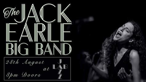 Jack Earle Big Band feat Alma Zygier