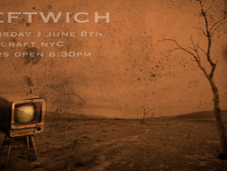 Leftwich to perform live @ Lovecraft Bar NYC, June 8 2017