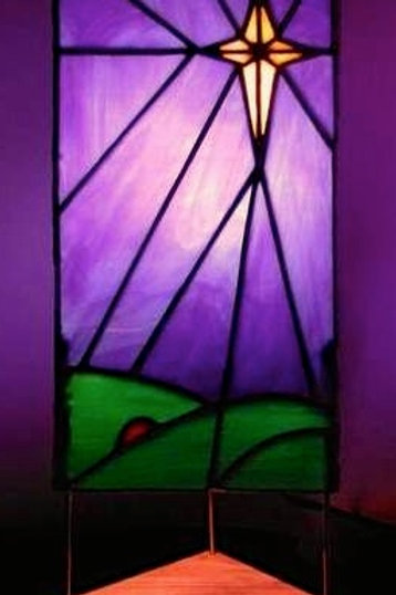 Star of Bethlehem Table Lamp