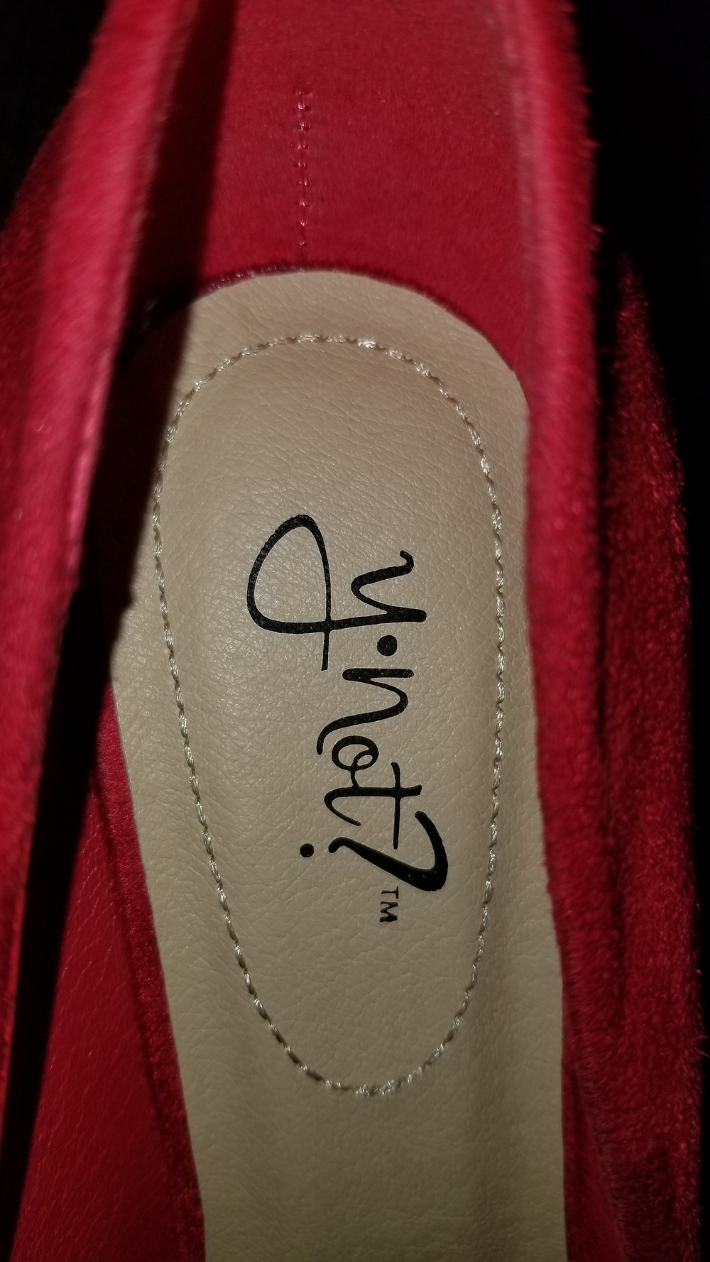 Shoe Attitude
