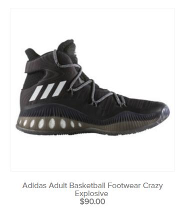 Basketball Footwear Crazy Explosive