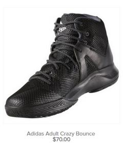 Adidas Adult Crazy Bounce
