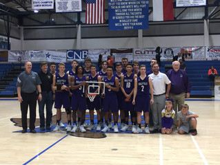 Hallsville Takes Tournament Title at Rains Thanksgiving Tip-Off