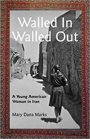 cover of memoir on Iran