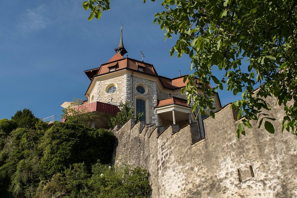 Hochzeit Schloss Falkenstein