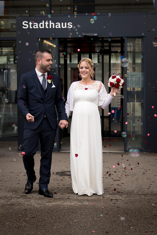 Standesamt Dübendorf, Hochzeit in Dübendorf