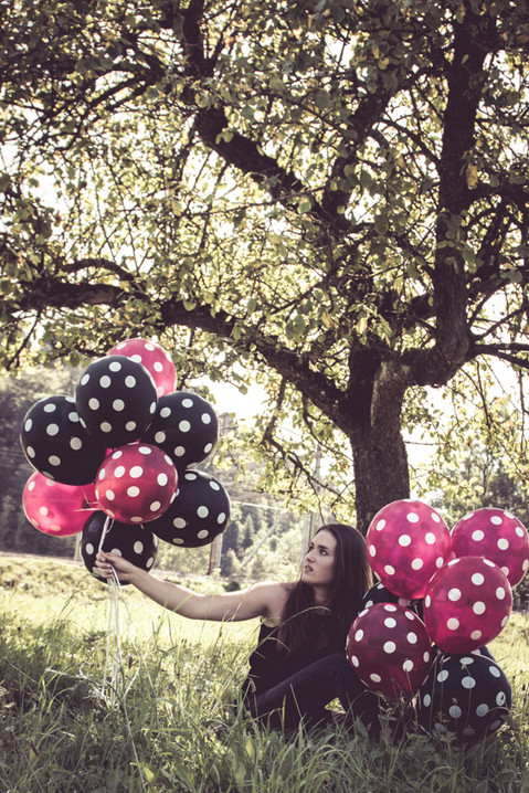 Art Fotoshooting bei Lisa Lüthi Photography