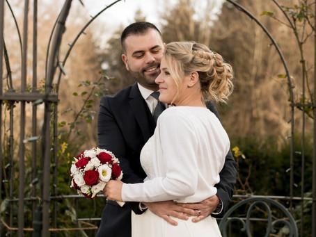 Hochzeit von Caroline & Humberto  -  7. Dezember 2018