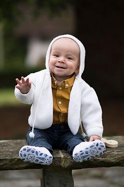 Baby Fotoshooting bei Lisa Lüthi Fotography