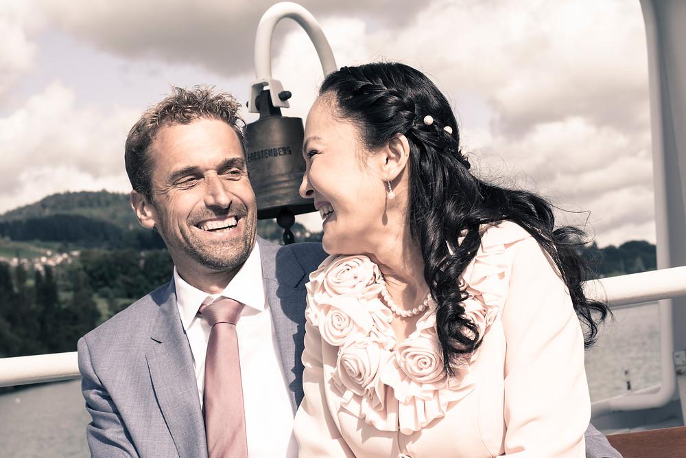 Hochzeit am Hallwilersee